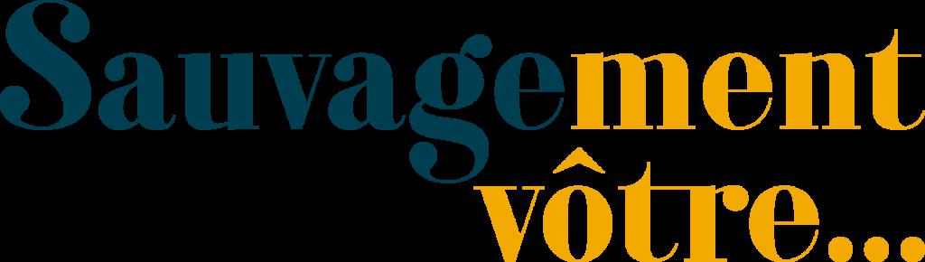 Sauvagement_votre_logo